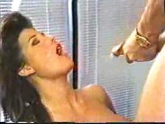 Cumshots and facials - Holly Body
