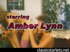 Classic Pornstar Amber Lynn Acquires Licked and Dicked